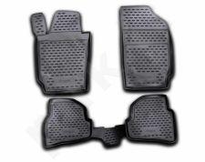 Guminiai kilimėliai 3D VW Polo 2009->, 4 pcs. /L65036