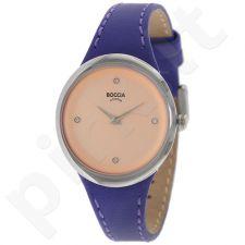 Moteriškas laikrodis Boccia Titanium 3276-06