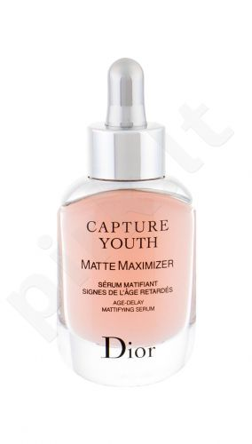 Christian Dior Capture Youth, Matte Maximizer, veido serumas moterims, 30ml, (Testeris)