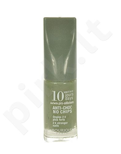 BOURJOIS Paris 10 Days Anti-Choc nagų lakas, kosmetika moterims, 9ml, (23)