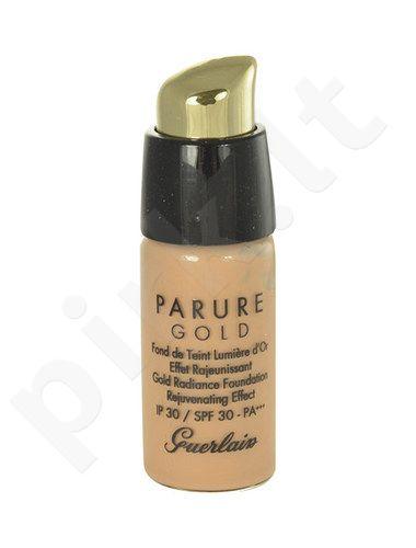Guerlain Parure Gold Gold Radiance kreminė pudra SPF30, kosmetika moterims, 15ml, (testeris), (12 Light Rosy)