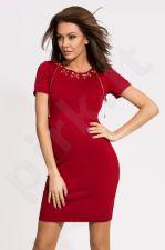 Emamoda suknelė - bordinė 9702-2