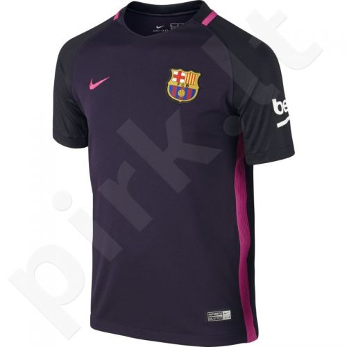 Marškinėliai Nike FC Barcelona Stadium Top Jr 777027-525