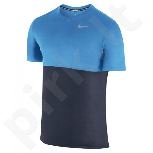 Marškinėliai bėgimui  Nike Racer Short-Sleeve M 644396-451