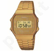 Stilingas Casio laikrodis A168WG-9BWEF