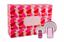 Bvlgari Omnia Pink Sapphire, rinkinys tualetinis vanduo moterims, (EDT 65 ml + EDT 15 ml)