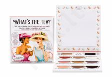 TheBalm What´s the Tea?, Hot Tea Eyeshadow Palette, akių šešėliai moterims, 12,6g