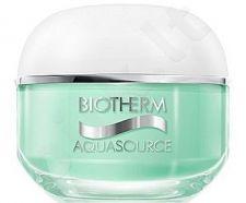 Biotherm Aquasource, veido želė moterims, 50ml