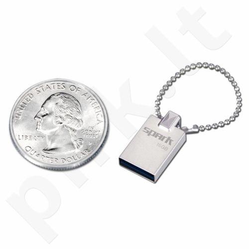 Patriot USB memory Spark 16GB, USB3.0 metal housing (transfer up to 80MB/s)