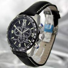 Vyriškas laikrodis ATLANTIC Worldmaster Big Date Chronograph 55460.47.66