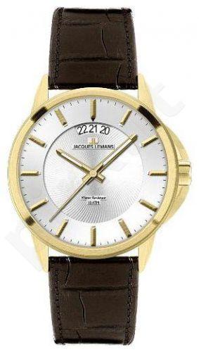 Vyriškas JACQUES LEMANS laikrodis 1-1540C