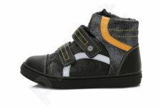D.D. step juodi batai su pašiltinimu 28-33 d. da061629a