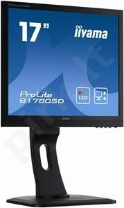 Monitorius Iiyama B1780SD 17' TN LED, DVI, Garsiakalbiai, 5ms