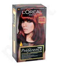 L´Oreal Paris Préférence Féria plaukų dažai, kosmetika moterims, 1vnt, (P37 Pure Plum)