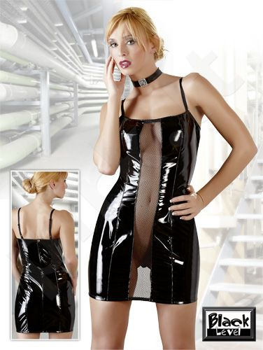 Vinyl Dress XL
