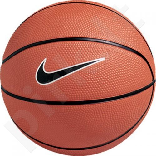 Krepšinio kamuolys Nike Swoosh Mini BB0499-801