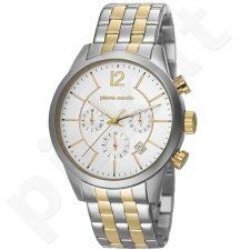 Pierre Cardin Troca Chrono PC106591F09 vyriškas laikrodis-chronometras