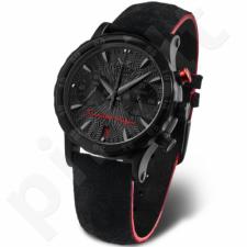 Moteriškas laikrodis Vostok Europe Benediktas Vanagas Black Edition Ladies Design VK64-515C395