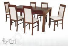 Stalas MODENA IV + 6 kėdės NILO VI