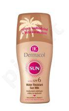 Apsauginis nuo saulės Dermacol Sun purškiamas pienelis SPF6, 200ml