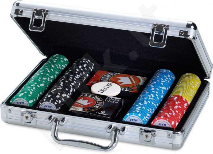 Pokerio žetonų rinkinys Juego Pro Team 200