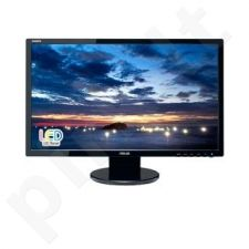 Monitorius Asus VE247H 23.6'' LED wide FHD, 2ms, 10 mil:1, DVI, HDMI, Garsiak.