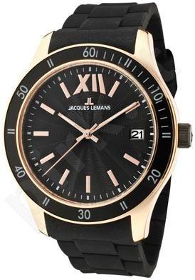 Vyriškas JACQUES LEMANS laikrodis 1-1622Q
