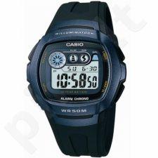 Vyriškas Casio laikrodis W-210-1BVES