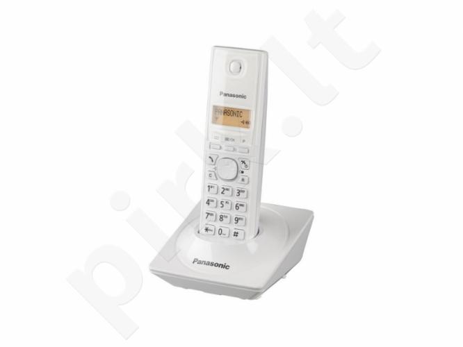 Telefonas bev. Panasonic KX-TG1711FXW