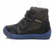 D.D. step juodi batai su pašiltinimu 25-30 d. 023802m