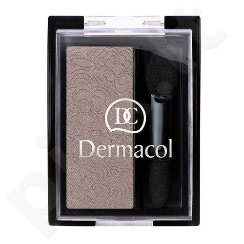 Dermacol Mono akių šešėliai, kosmetika moterims, 3g, (3)