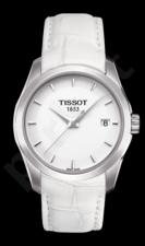 Moteriškas laikrodis Tissot Couturier T035.210.16.011.00