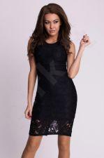 Emamoda suknelė - juoda 9704-1
