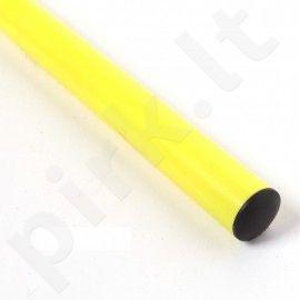 Lazda plastikinė SPARE25 100cm geltona