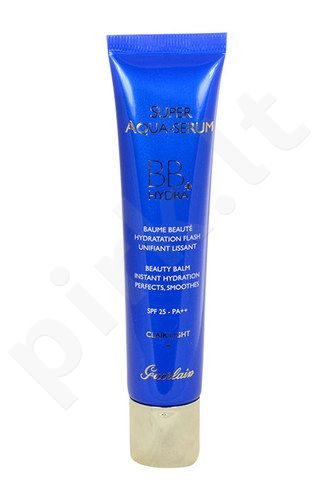 Guerlain Super Aqua-serumas BB Hydra SPF25, kosmetika moterims, 40ml, (testeris), (Light)