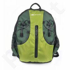 Kuprinė Martes Idil Kids 9L juoda-žalia