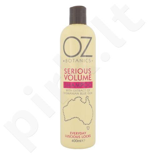 Xpel OZ Botanics Serious apimties plaukams suteikiantis šampūnas, kosmetika moterims, 400ml