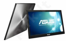 Monitorius Asus MB168B 15.6'' LED, wide, 11ms, USB 3.0, Juodas