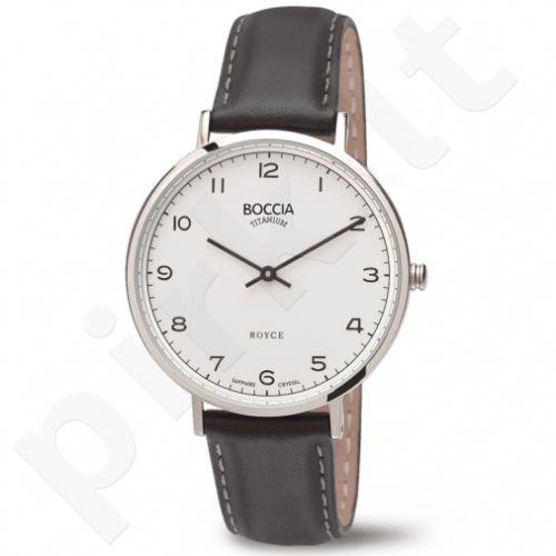 Vyriškas laikrodis BOCCIA TITANIUM 3590-04
