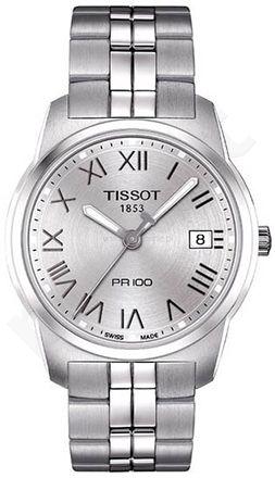 Laikrodis TISSOT PR 100 kvarcinis T0494101103301