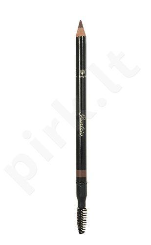 Guerlain The antakių kontūrų pieštukas, kosmetika moterims, 1,08g, (testeris), (01 Brun Idéal)