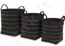 3 krepšelių komplektas 105630
