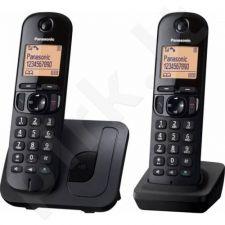 Telefonas bev. Panasonic KX-TGC212FXB