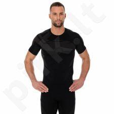 Marškinėliai termoaktyvūs Brubeck DRY M SS11970 juoda
