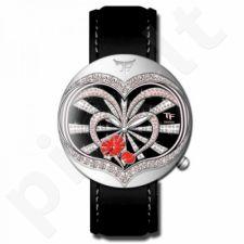 Moteriškas laikrodis Romanson HL6108Q MW BK
