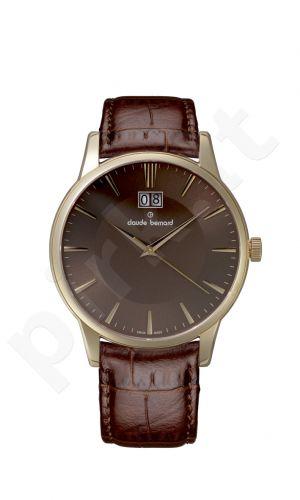 Vyriškas Claude Bernard laikrodis 63003 37R BRIR