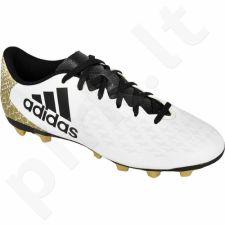 Futbolo bateliai Adidas  X 16.4 FxG M AQ4355