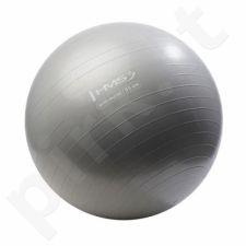 Gimnastikos kamuolys Anti-Burst 55 cm srebrna