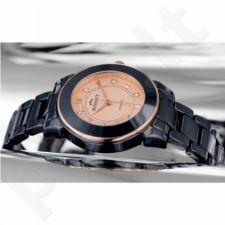Moteriškas laikrodis BISSET Dark Side BSPD69RIRX03BX