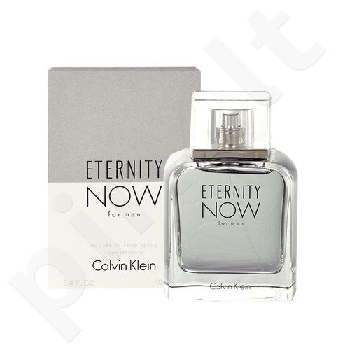 Calvin Klein Eternity Now, EDT vyrams, 100ml